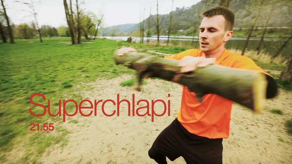 Superchlapi (5) - upoutávka