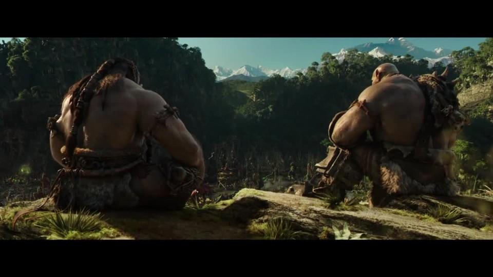 Klip z Warcraftu: Durotan a Orgrim