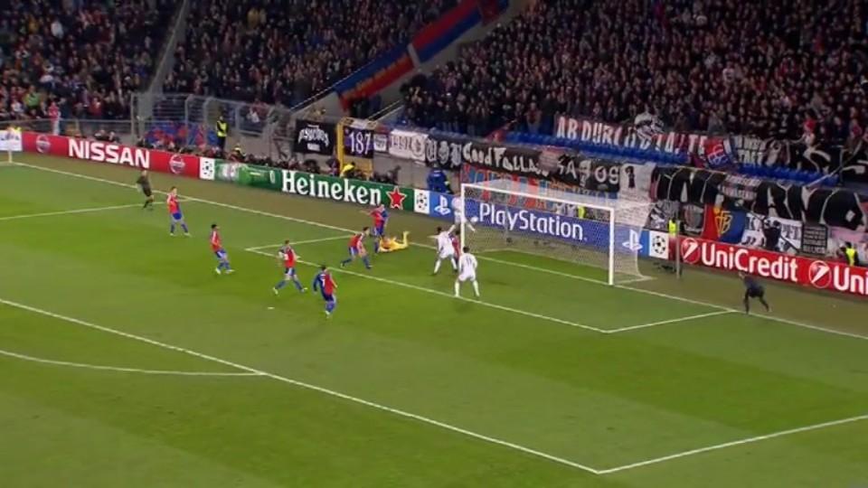 Gól - Ronaldo 35 (26.11.2014)