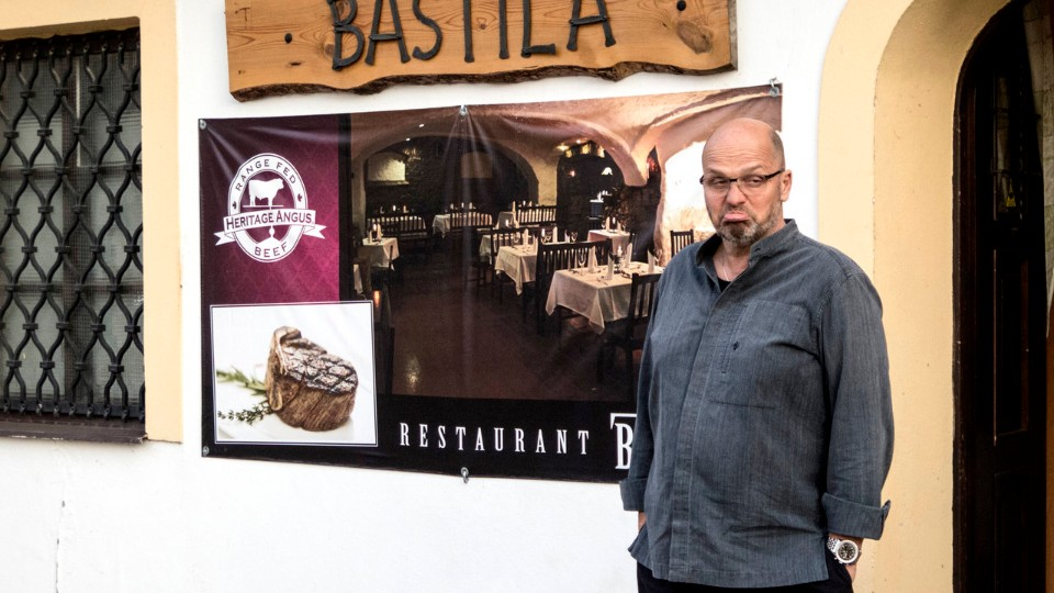 Ano, šéfe! VI (6) - Restaurace Bastila / Beroun