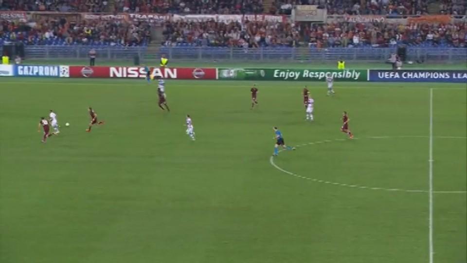 Gól - Ribery 78 (21.10.2014)