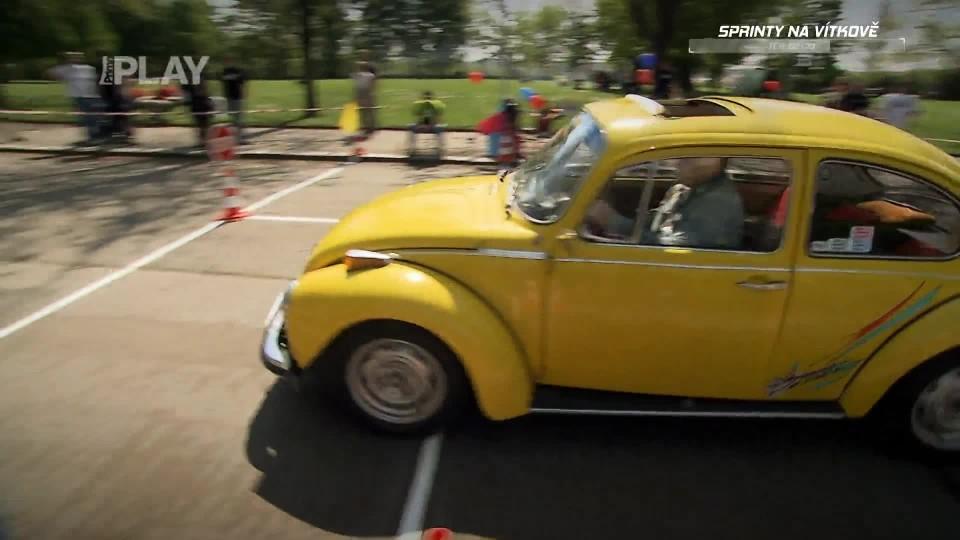 VW Sprinty na Vítkově