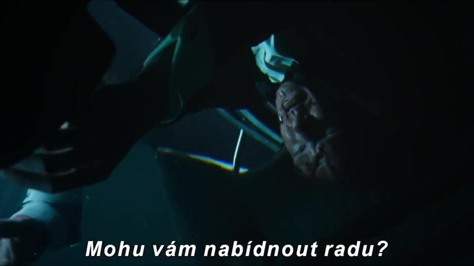 PRVNÍ TEASER: Doctor Strange (české titulky)