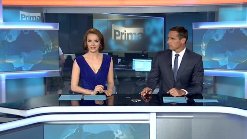 Zprávy FTV Prima 19.5.2017