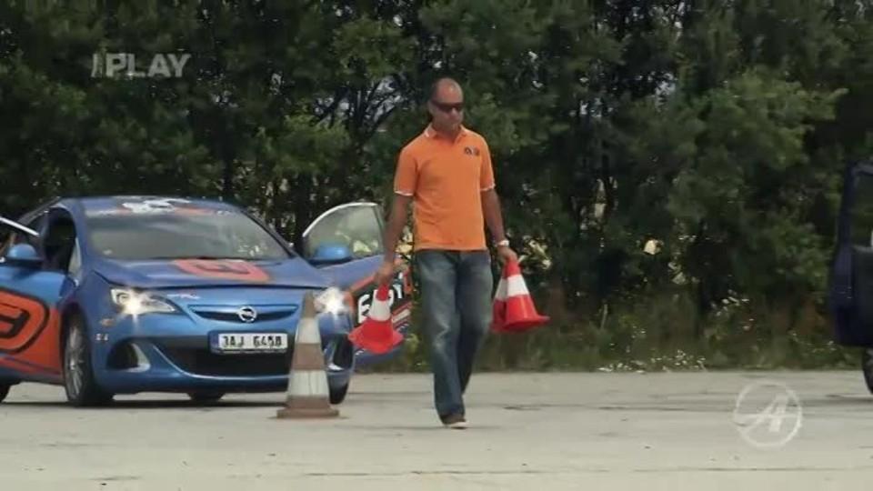 Driftovací soutěž