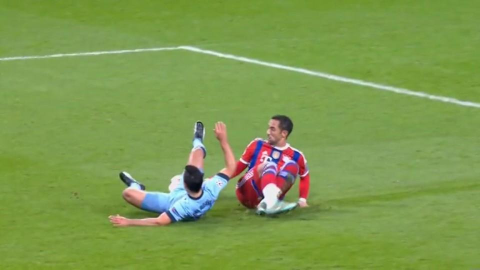 Penalta - Aguero 22 (25.11.2014)