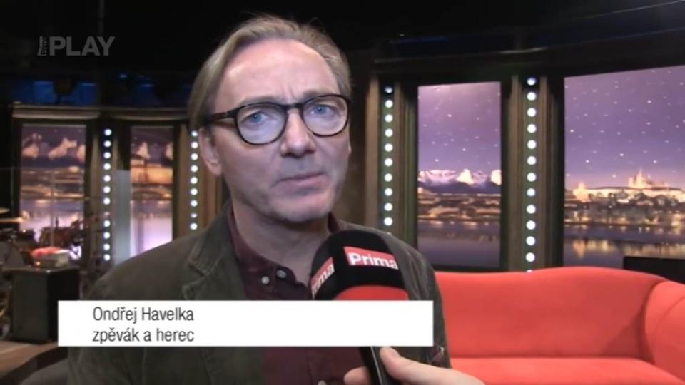 Ondřej Havelka - rozhovor
