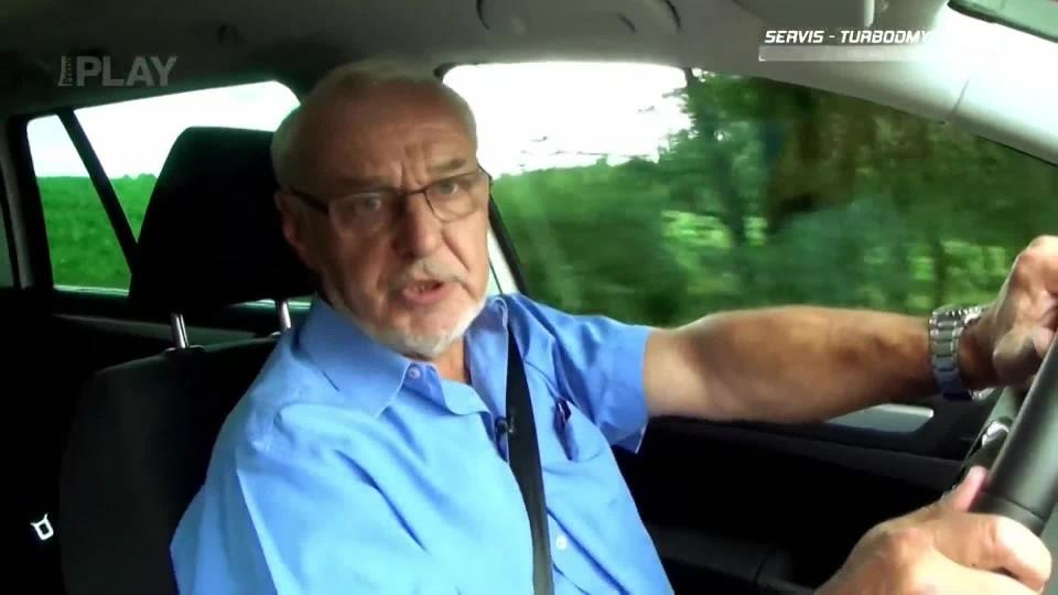 Preventivní servis automobilu - turbodmychadlo