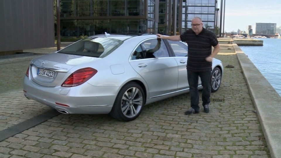 Mercedes-Benz S 500 Plug-In Hybrid L