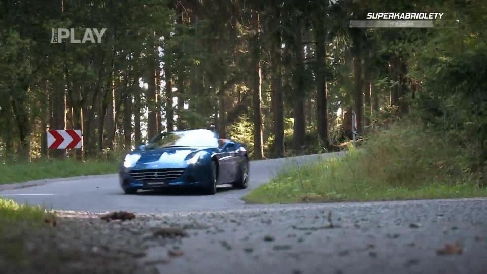 Superkabriolety (Ferarri, Bentley, Aston Martin) 3