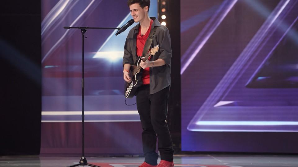 X Factor - Matej Vávra
