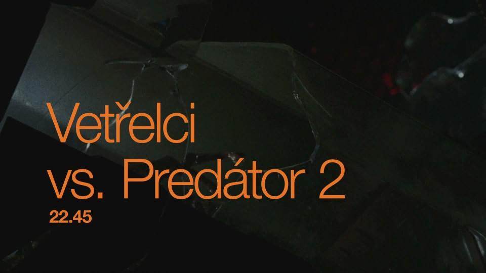 Vetřelci vs. Predátor 2 - upoutávka