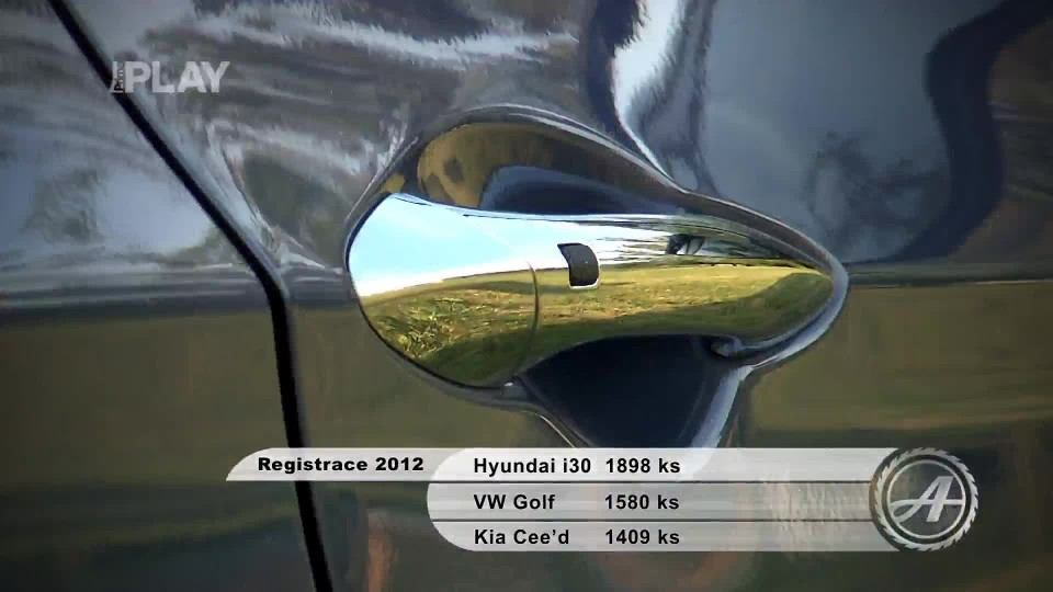 Hyundai i30 1,6 CRDI 94kW