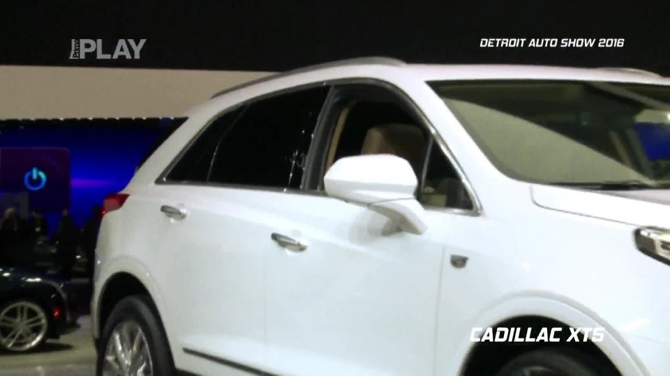 Detroit - Cadillac