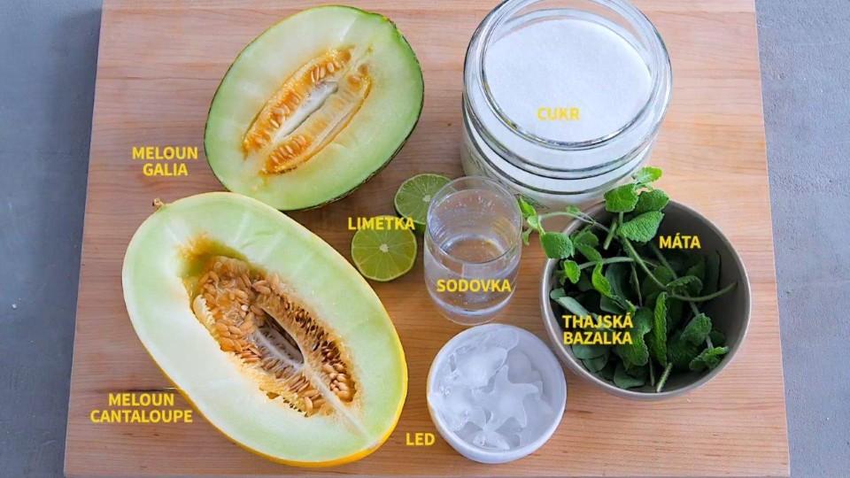 Prima Fresh - Melounová limonáda