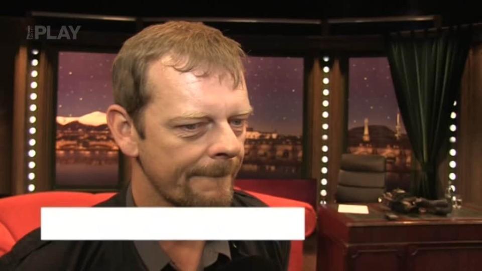 Herec Martin Stránský v SJK