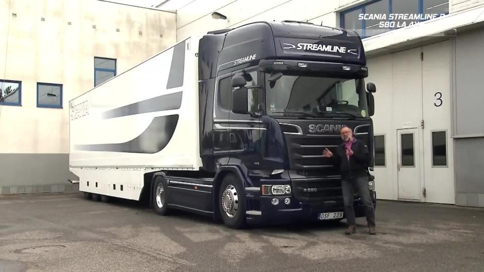 Scania Streamline R 580 LA 4x2