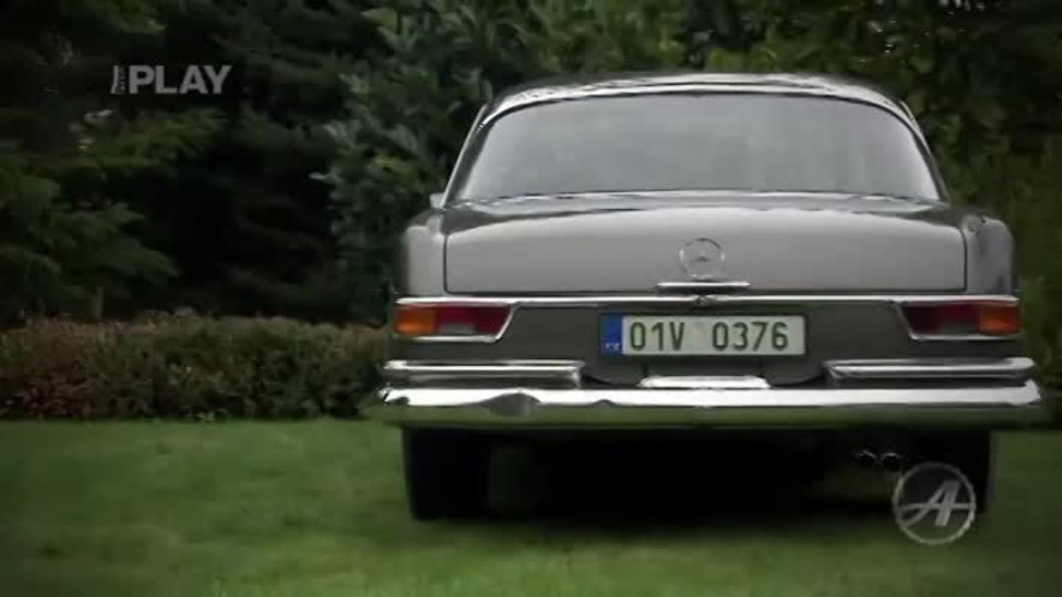 Mercedes-Benz 280 SE Coupé 3,5