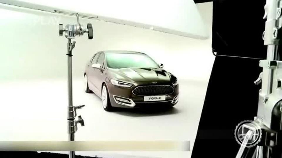 Ford Mondeo Kombi 1,6 EcoBoost Titanium plus