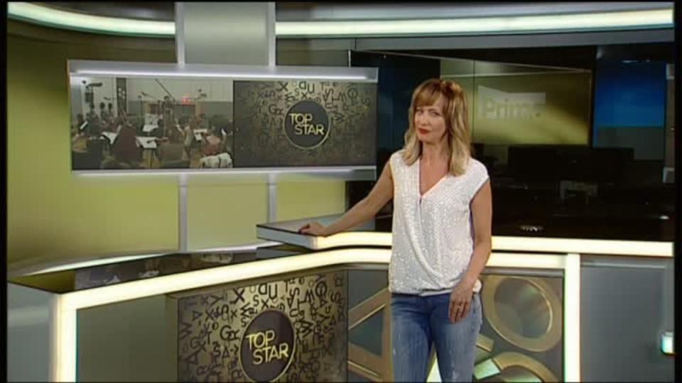 TOP STAR 12.3.2016 - Ondřej Brzobohatý
