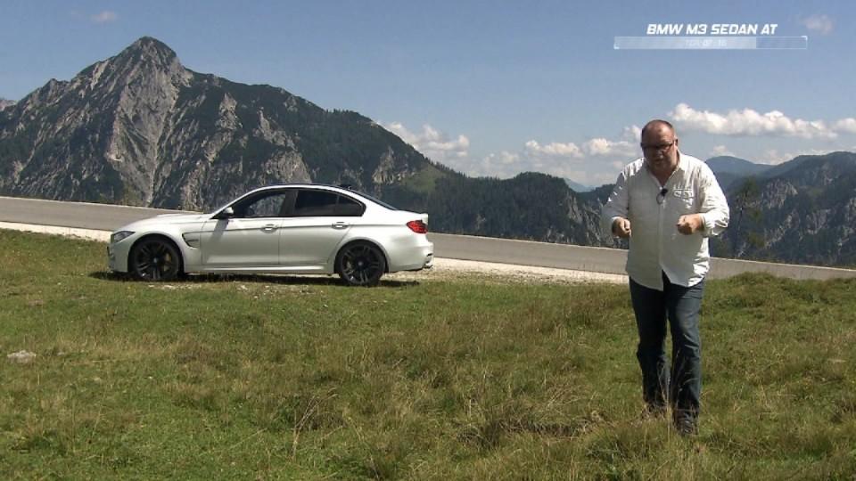 BMW M3 Sedan AT