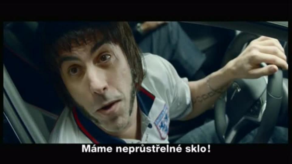 TOP STAR 10.3.2016 - Sasha Baron Cohen - Nový film