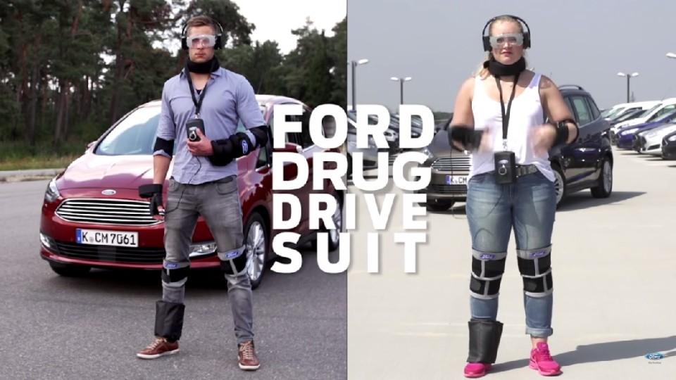 Jak vypadá jízda pod vlivem drog