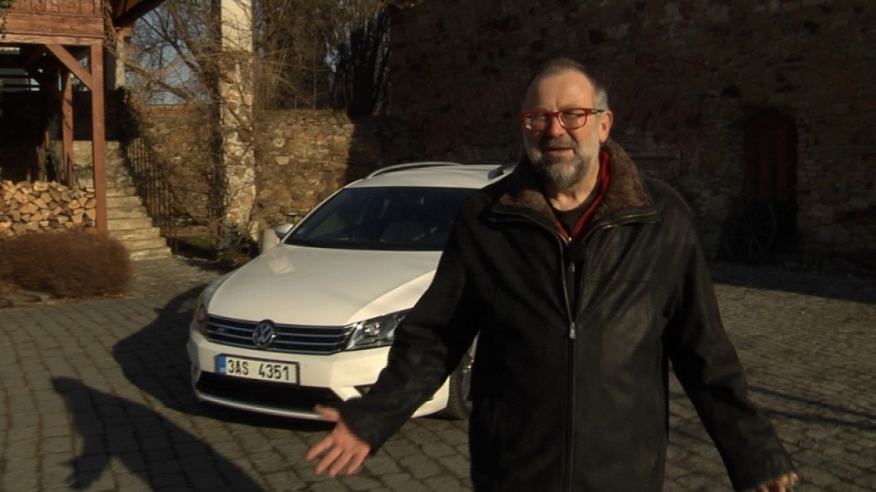 VW Passat Variant 2,0TDI R-line