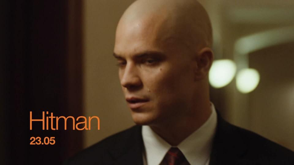 Hitman - upoutávka