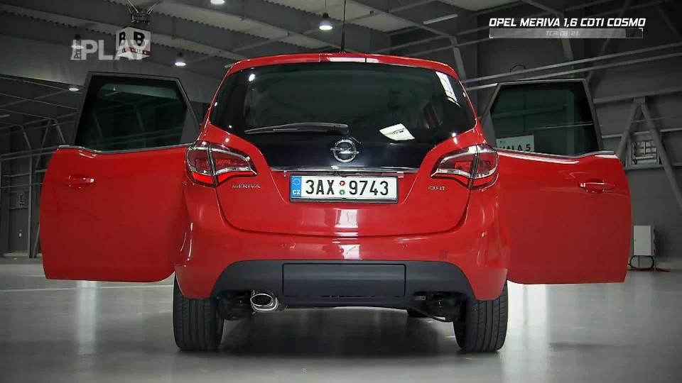 Opel Meriva 1,6 CDTi Cosmo