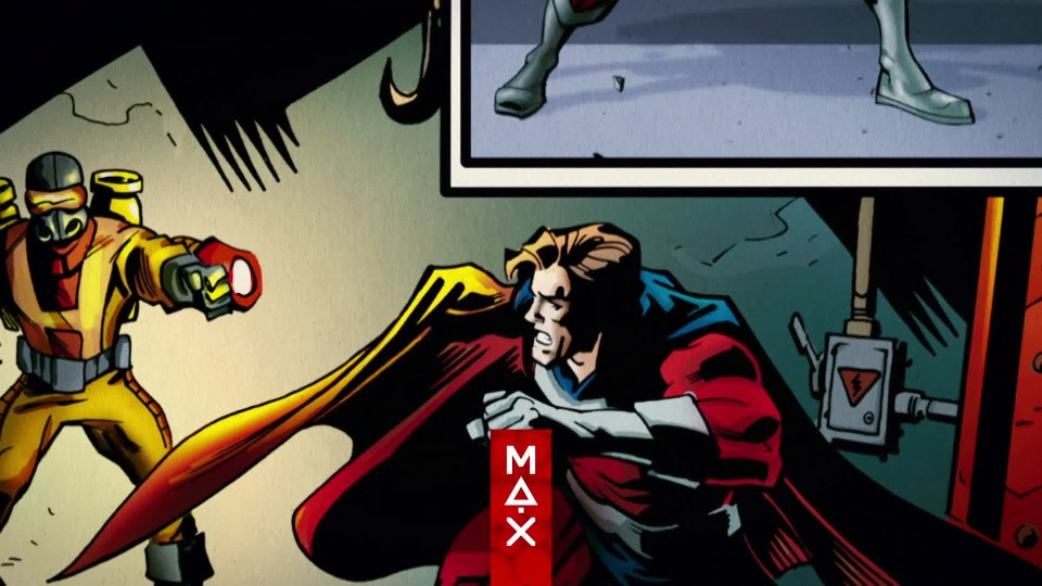 Škola superhrdinů - upoutávka