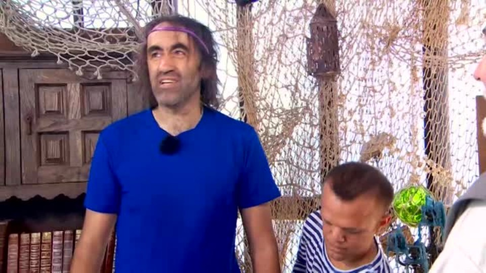 Pevnost Boyard 2016 (2) - Otec Fura a Jakub Kohák