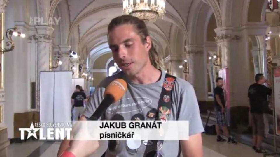 ČSMT IV (7) - Jakub Granát rozhovor