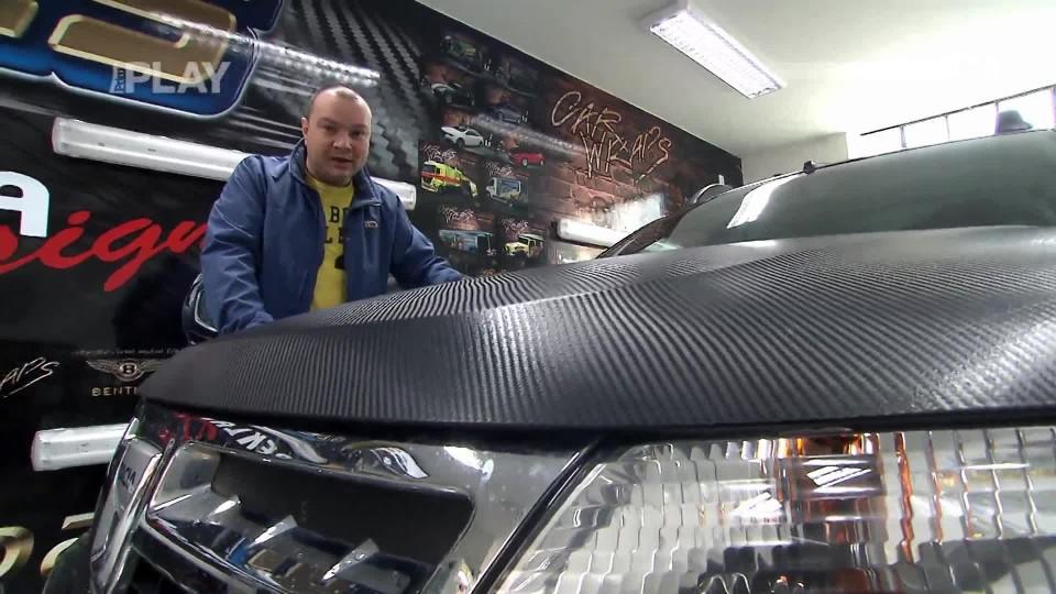 Dacia Duster - odstranění polepu