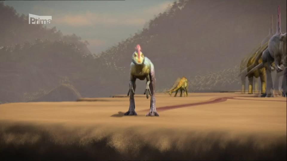 Pravé barvy dinosaurů - opeřený tyranosaurus