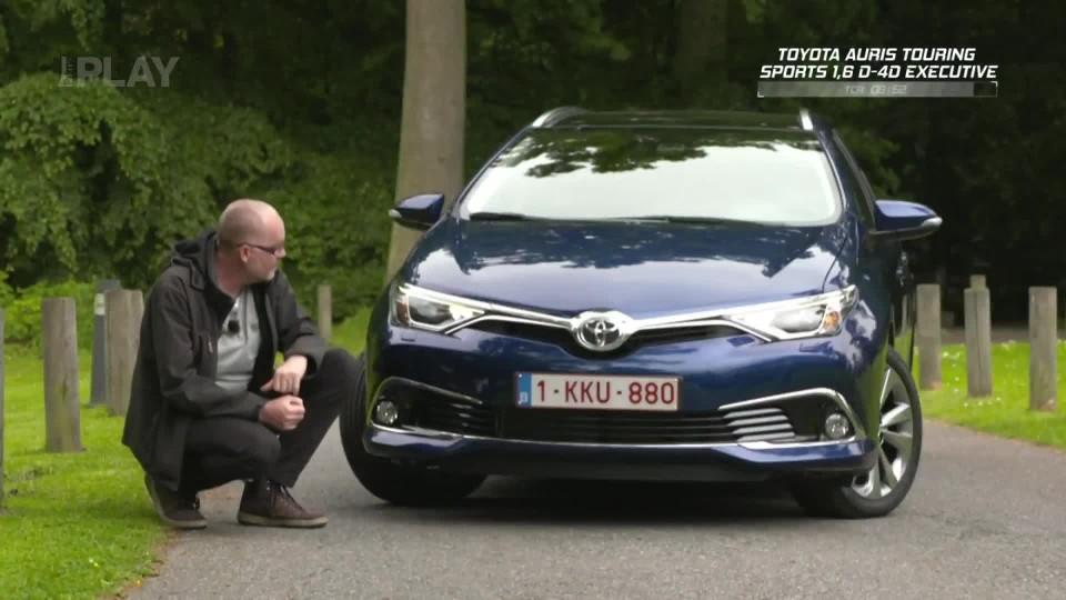 Toyota Auris Touring Sports 1,6 D-4D Executive