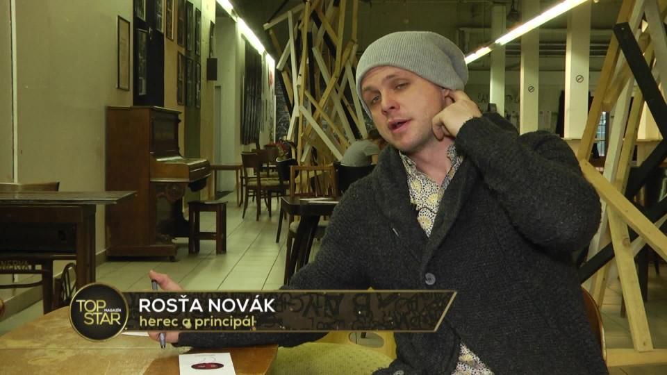 TOP STAR Magazín 2016 (6) - Rosťa Novák