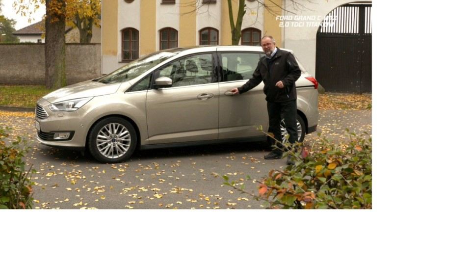 Ford Grand C-Max 2,0 TDCi Titanium PowerShift