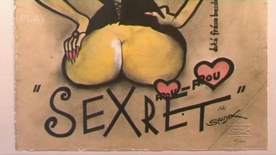 VIP - Kája Saudek eroticky