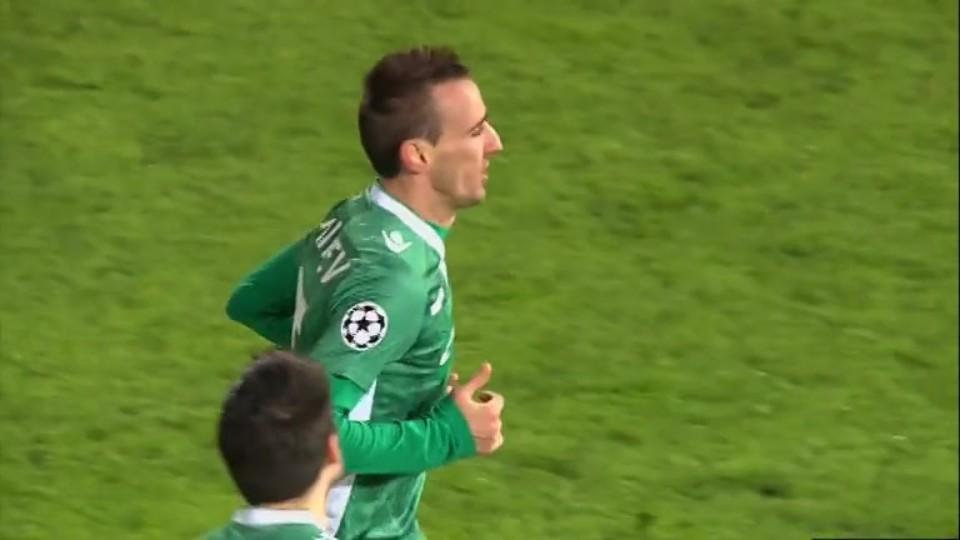 Sestřih zápasu - Ludogorets v Liverpool (26.11.2014)
