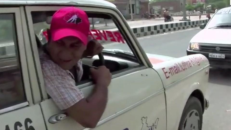 Ind jezdí pozpátku
