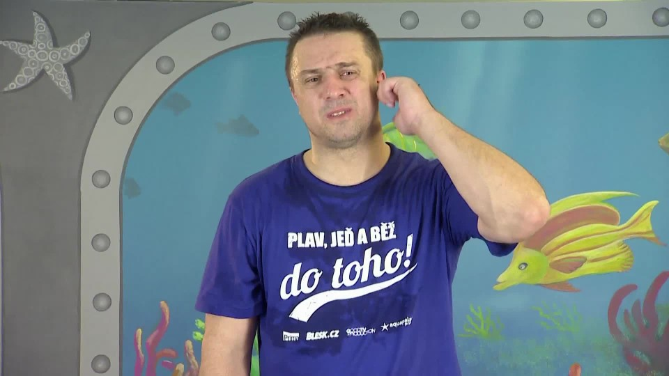 Superchlapi: Neposlušný silák Jiří Šeda