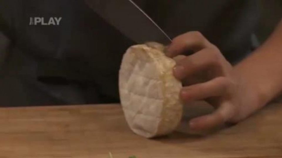 VJŠ (6) - Salát z rukoly a kozího sýra