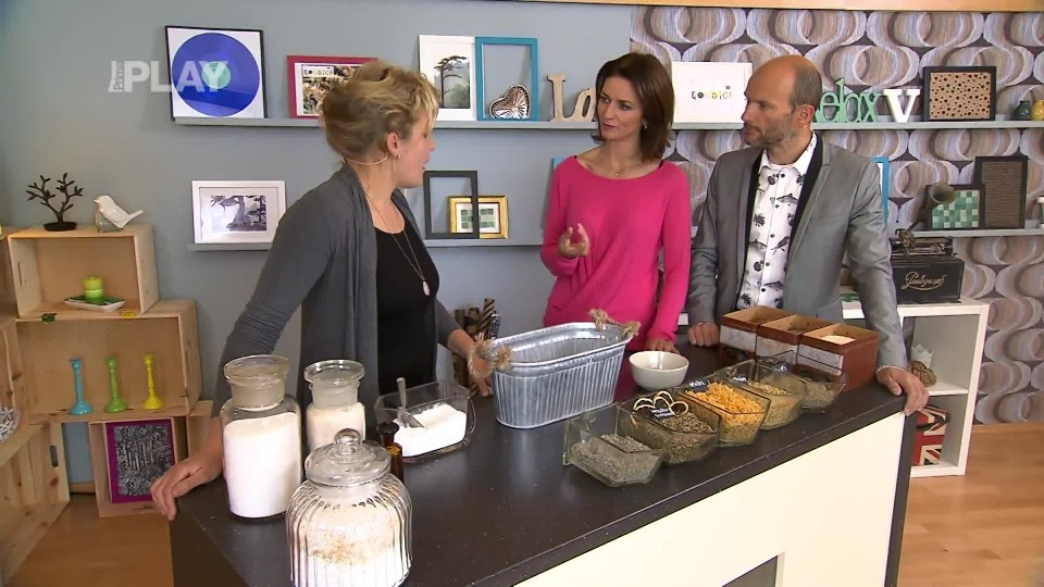 Návod: Jak vyrobit domácí bylinnou sůl do koupele