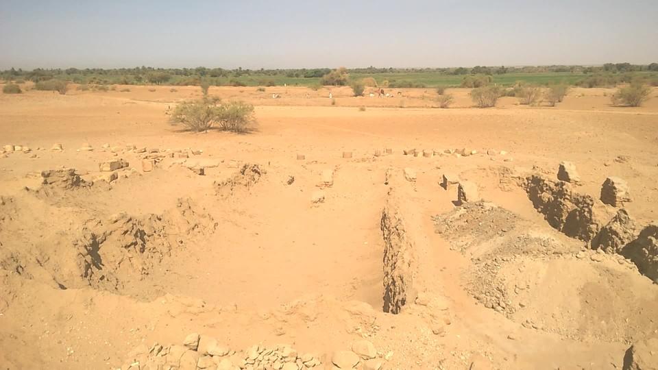 Národní Muzeum - Vykopávky Súdán 7