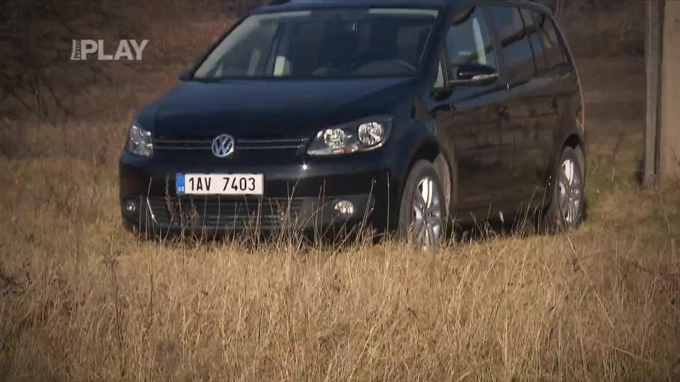 Volkswagen Touran 1,6 TDI Comfortline