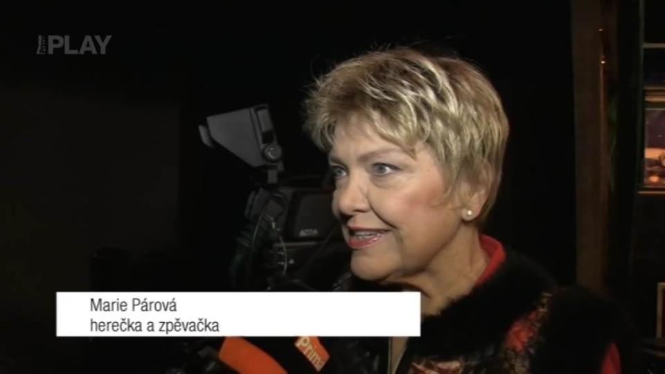 Marie Párová - rozhovor