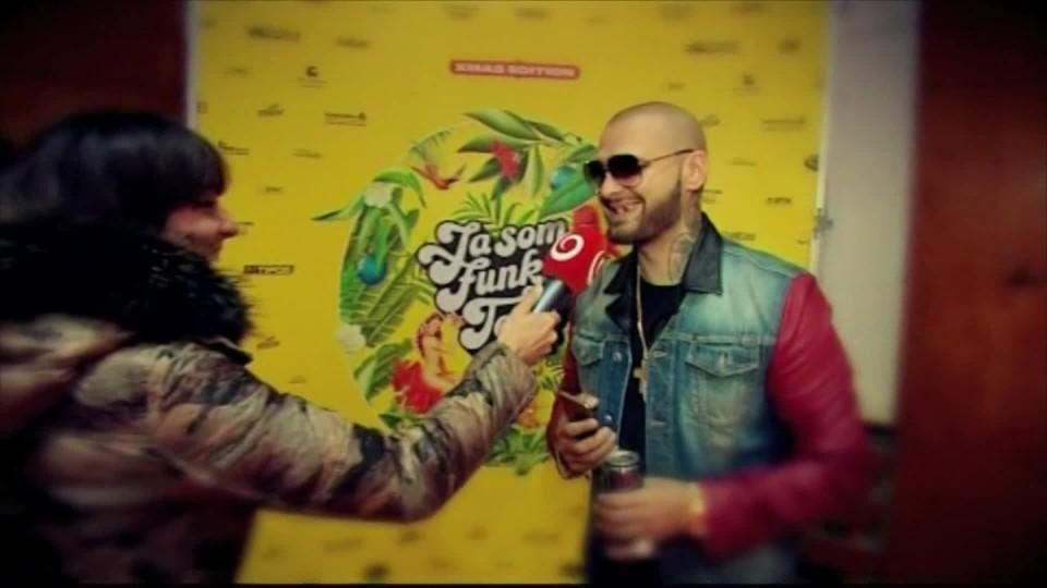 Silvestrovský TOP STAR Magazín 2015 - Rytmus zlaté zuby