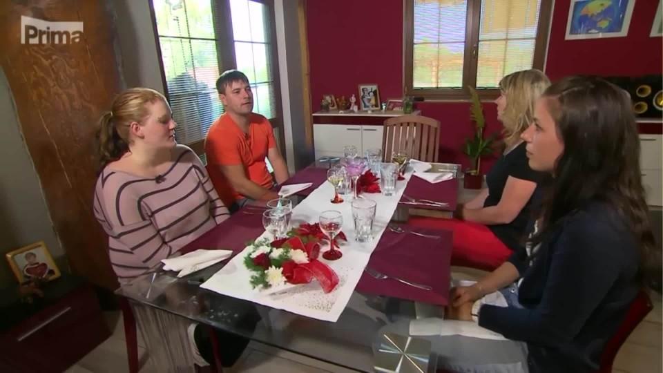 Prostřeno - A večeře
