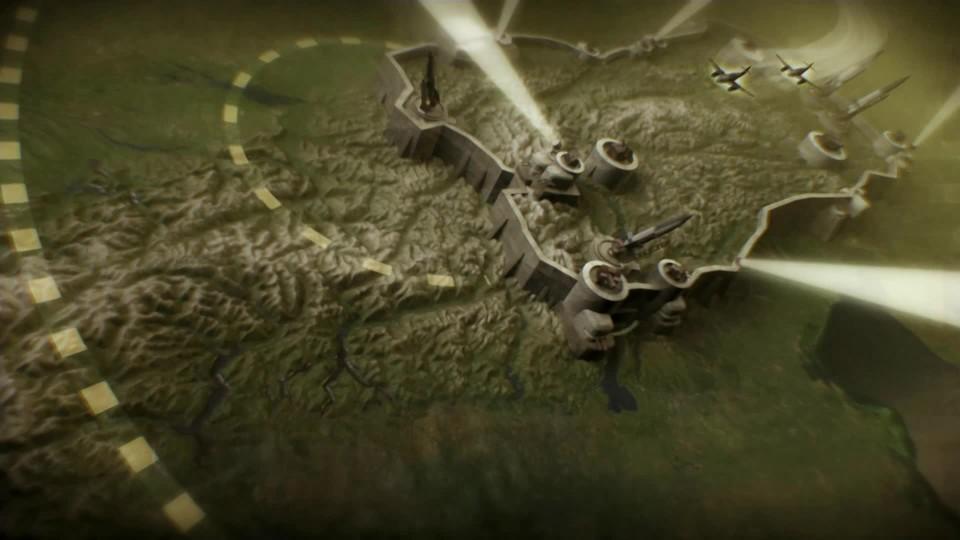 Zajatci SS (1) - Alpská pevnost
